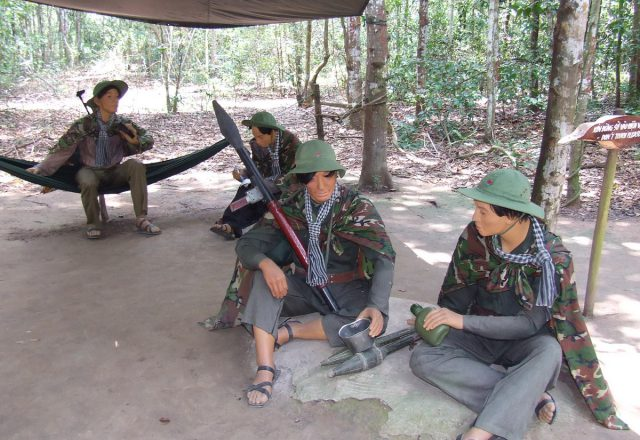 Cu Chi Tunnels – Ho Chi Minh City Tour 1 Day
