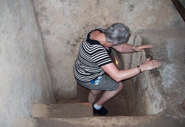 Cu Chi Tunnels & My Tho 1 Day