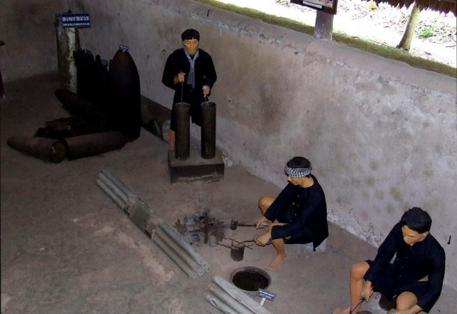 Cu Chi Tunnels – Cao Dai Temple In Tay Ninh 1 Day